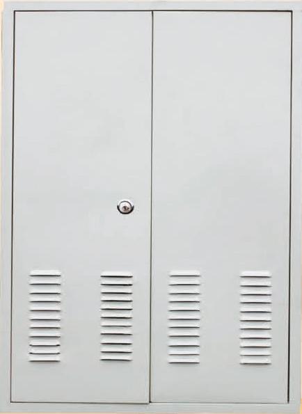 钢质防火隔音门
