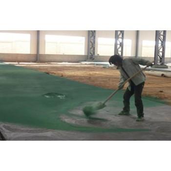 济南历下区车间厂房专用金刚砂耐磨地坪材料