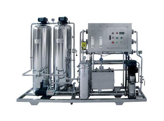 0.5T雙級反滲透凈水設備 (2)