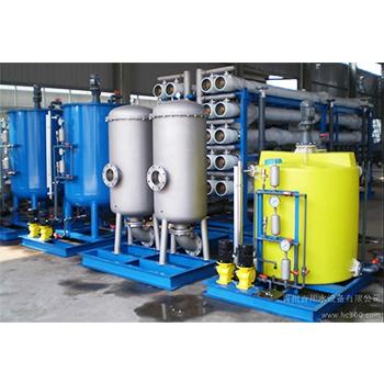 2T單級反滲透凈水設備