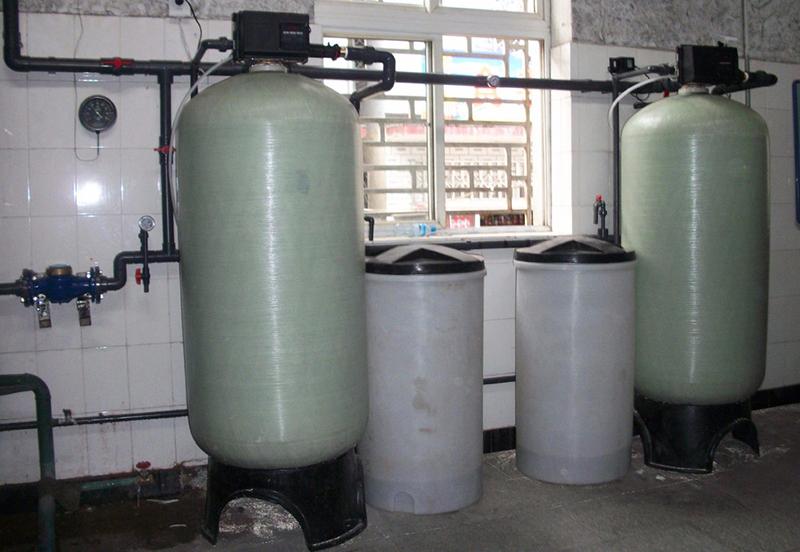 2T雙級反滲透凈水設備