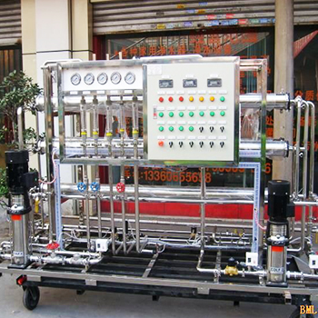 5T单级反渗透净水设备