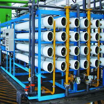 15T單級反滲透凈水設備