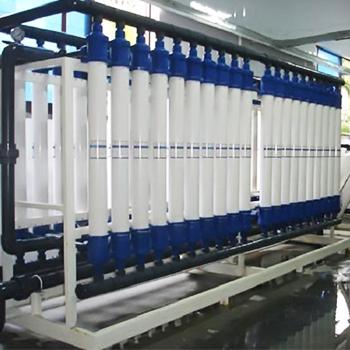 100T單級反滲透凈水設備
