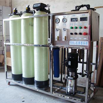 全包式1吨反渗透净水设备