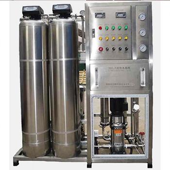 雙級反滲透淨水設備
