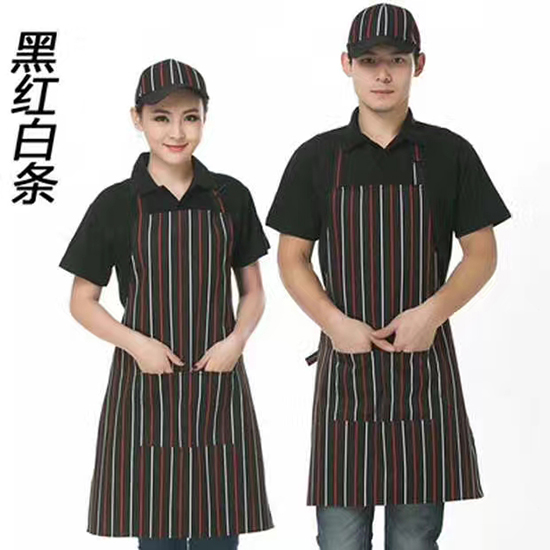 咖啡厅工作服