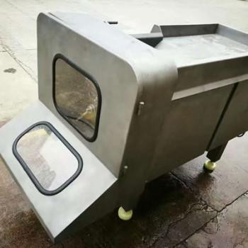 全自动冻肉切丁机