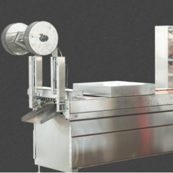 双面铝箔拉伸膜包装机