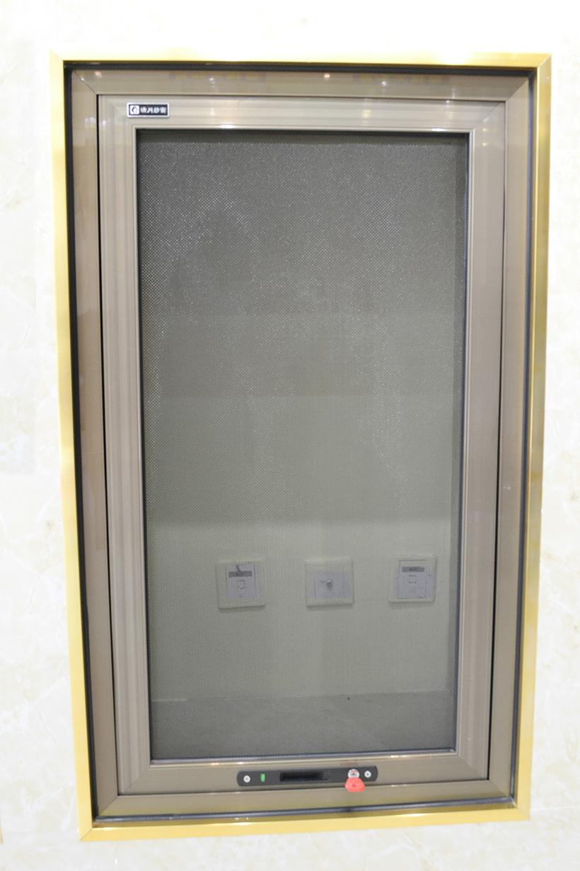 金剛網紗窗框中框A系列1