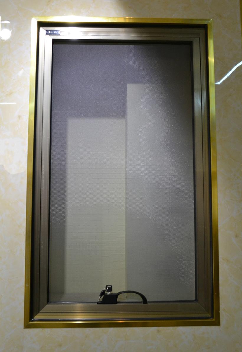 金刚网纱窗框中框B系列1