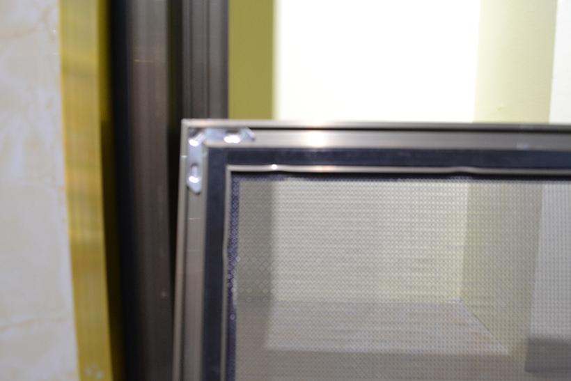 金刚网纱窗框中框B系列9