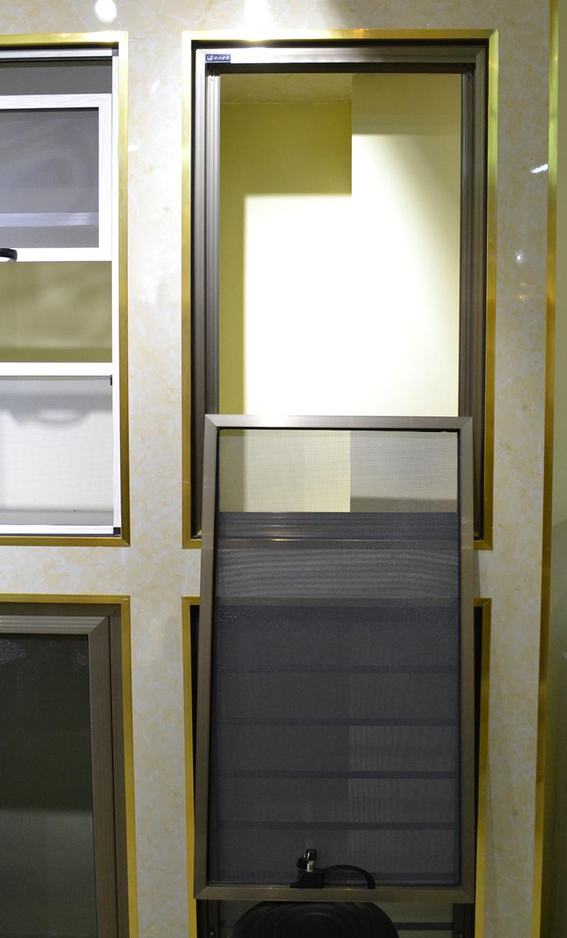 金刚网纱窗框中框B