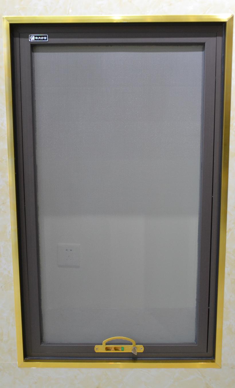金刚网纱窗框中框E系列
