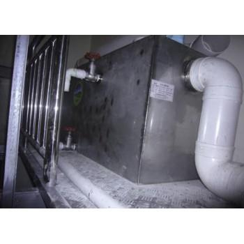 安装改造隔油池