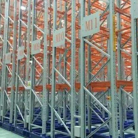 冷鏈倉儲貨架