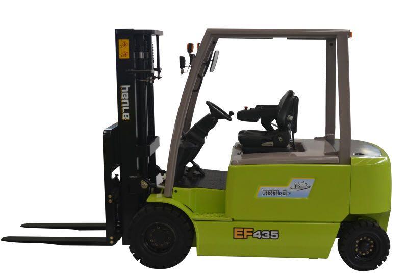 双驱蓄电池平衡重式叉车