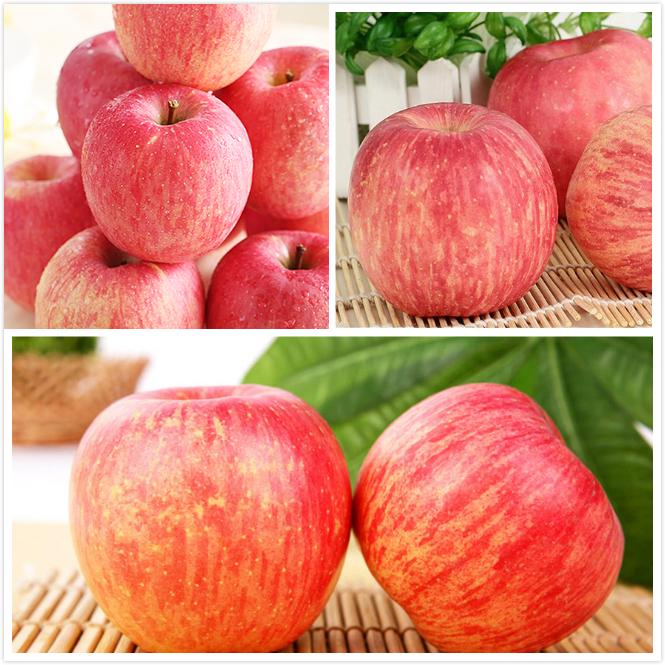 山东富硒苹果