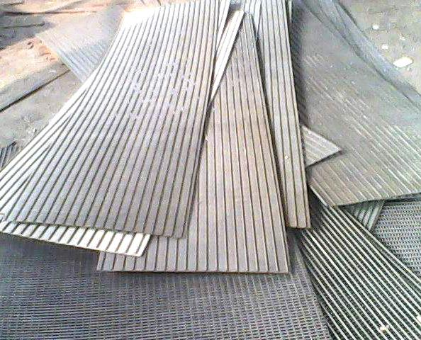 不锈钢条缝筛