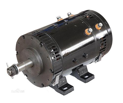 永磁直流电动机