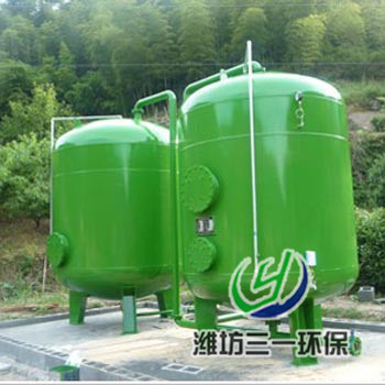 压力式一体化净水器