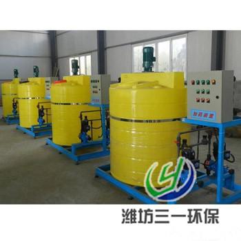 水处理自动加药装置