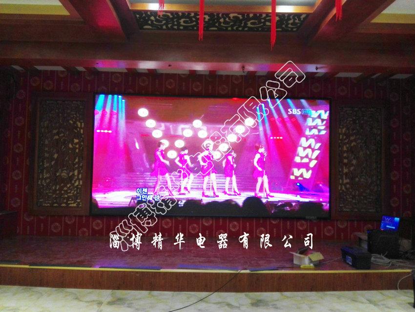 室内全彩LED显示屏1 (2)