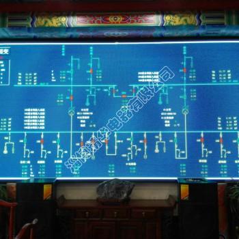 LED电子显示模拟屏