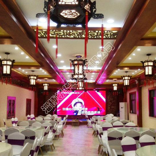 LED酒店显示屏