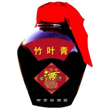 竹叶青白酒