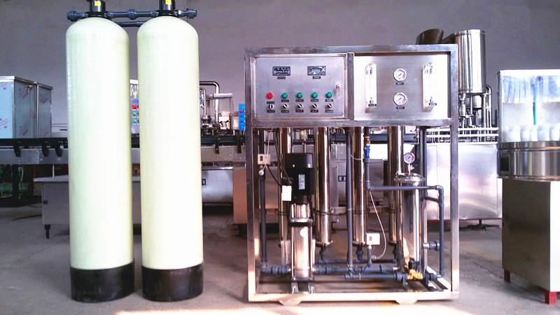1吨单级反渗透净水器