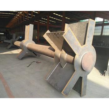 钢架制作加工程