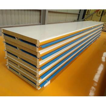彩钢制做防火保温复合板