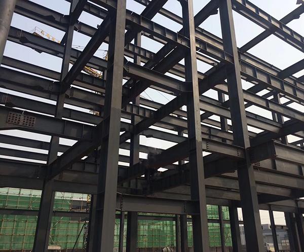 钢架结构安装