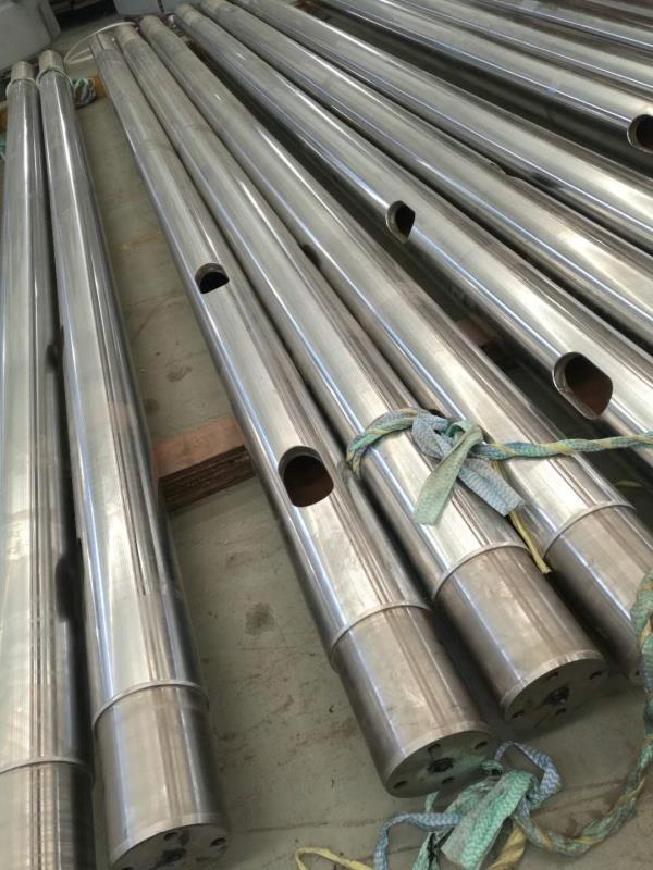 轮胎生产线导柱