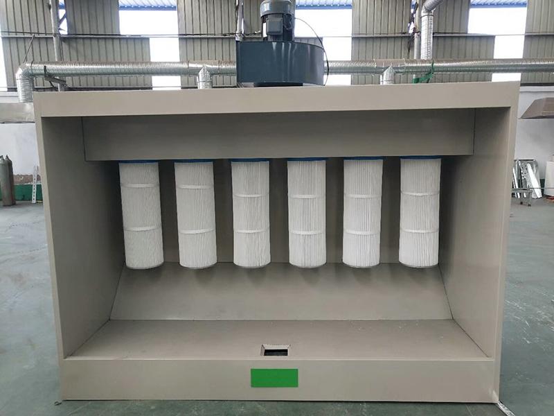 塑粉回收櫃