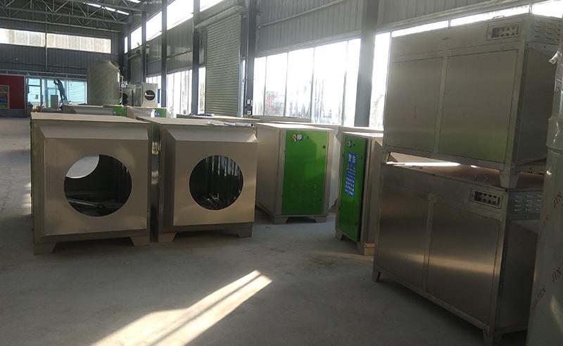 光氧廢氣處理設備 (3)