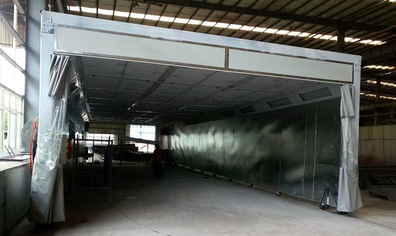 移动式喷烤漆房