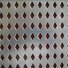 菱形冲孔板