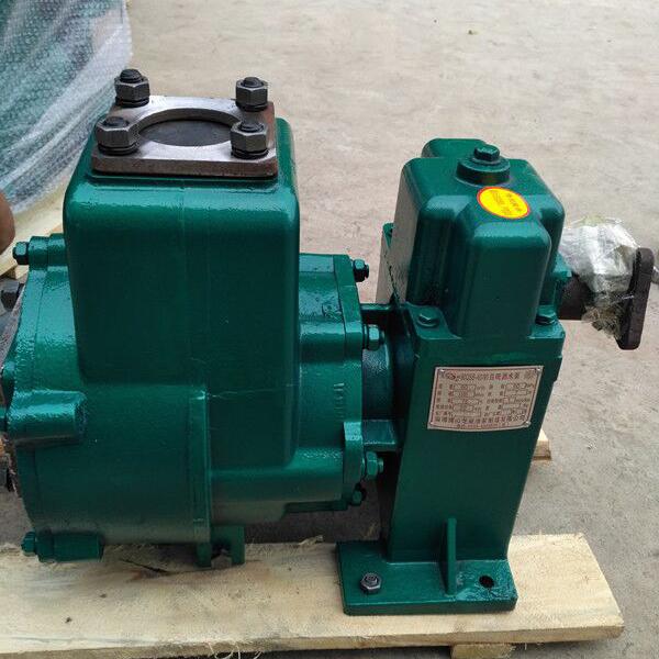 80QSB-60/90型洒水车水泵