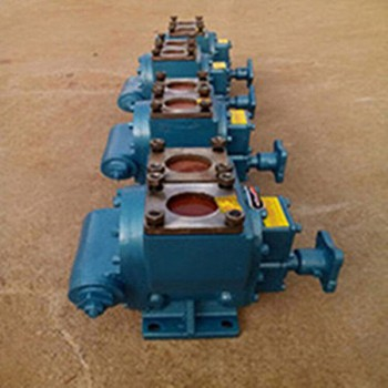 带溢流阀油罐车油泵