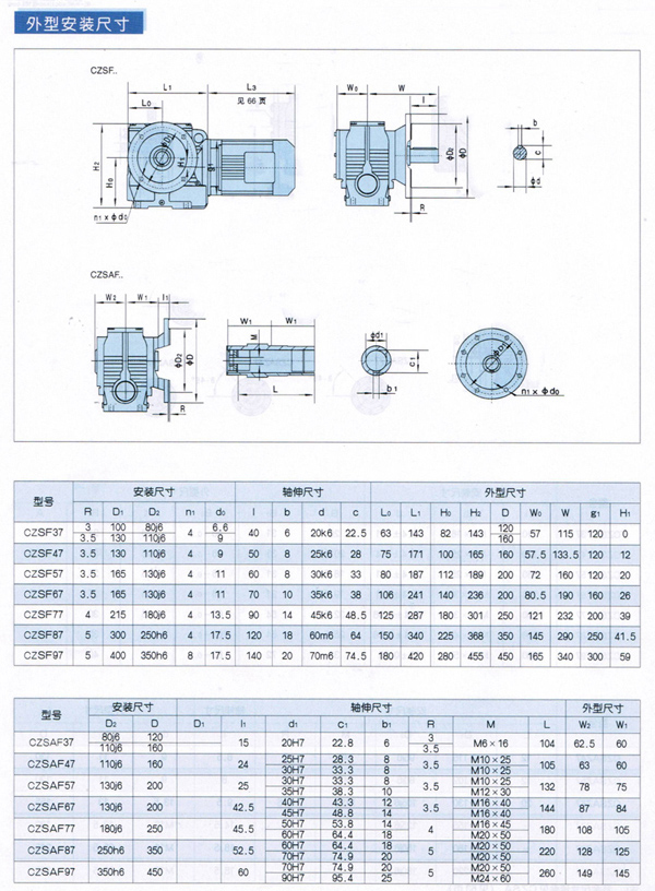 S系列斜齿轮-蜗轮蜗杆减速机0