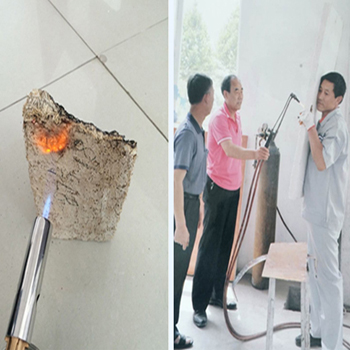 TL秸秆墙体防火保温装饰一体板