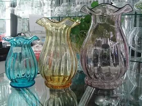 波浪口花瓶
