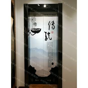 JC—301黑鈦金電梯門套