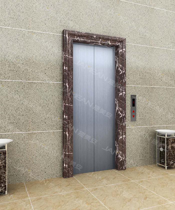 JM-504紫羅紅電梯門套