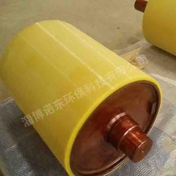 聚氨酯滾筒包膠