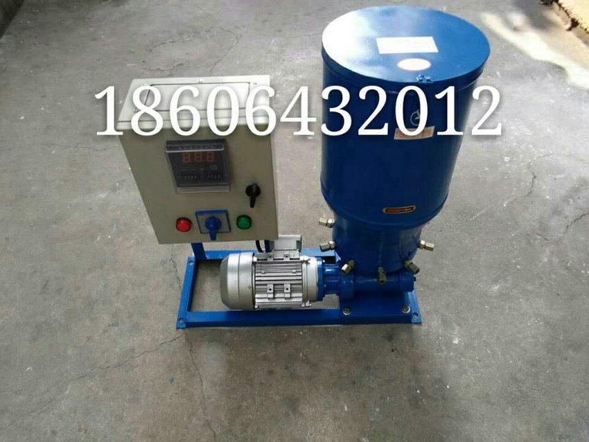 多点式润滑油泵 (2)