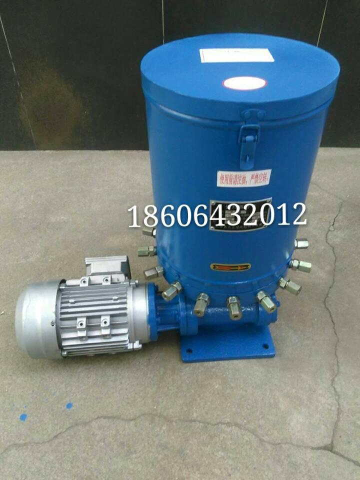 多点式润滑油泵 (3)