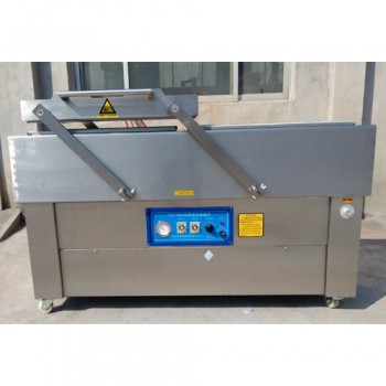 700-2S大米酱菜型真空包装机